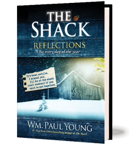The Shack: Reflections Book Art