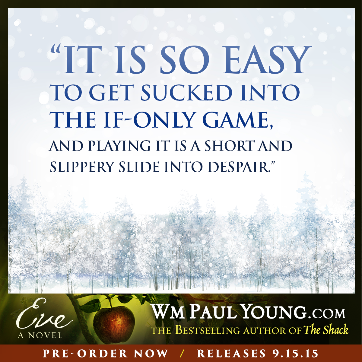 5 Quotes From William Paul Young Wm Paul Young