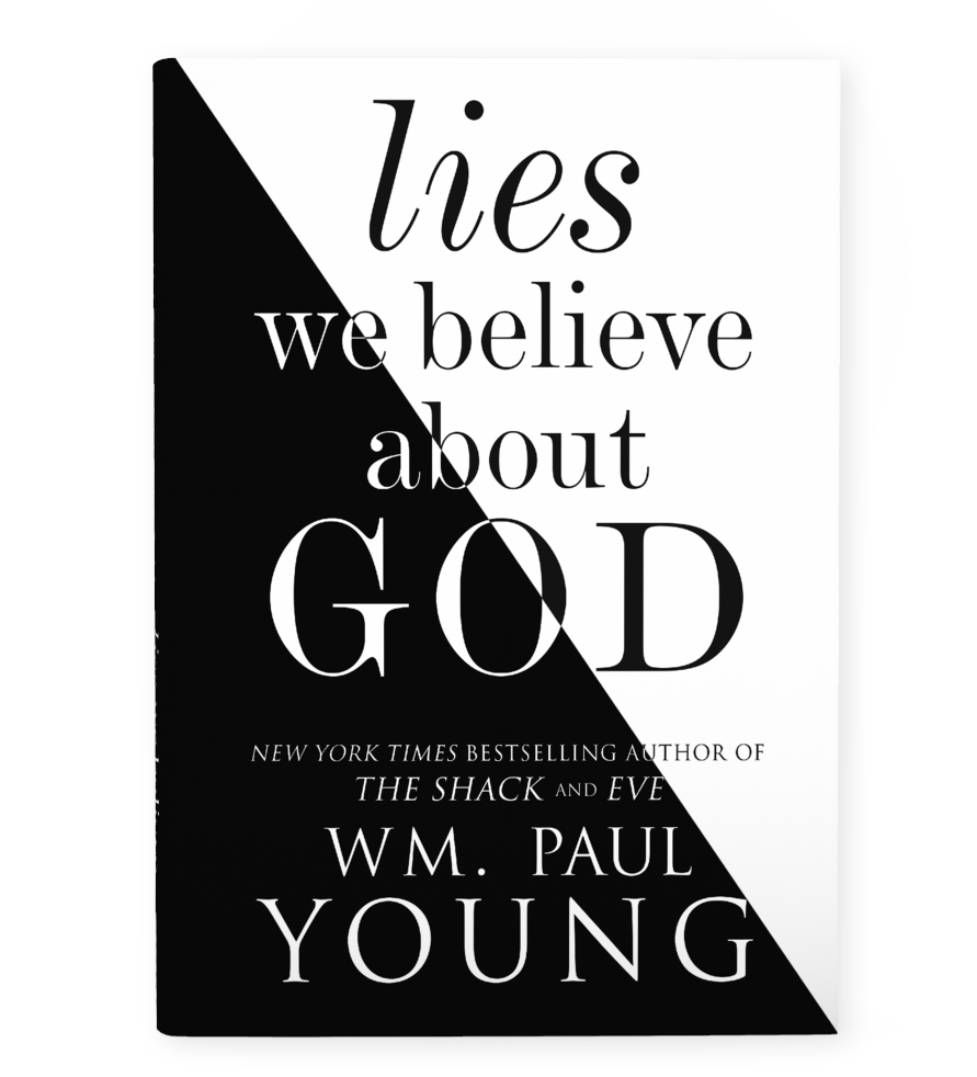 Lies We Believe About God - Book Cover