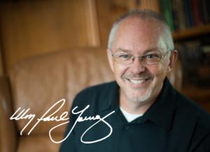 Wm Paul Young Portrait