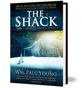 The Shack Book Art